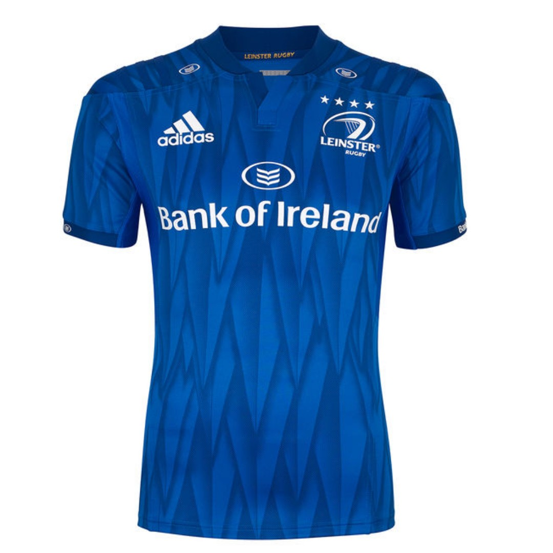 1c098637bb5 ADIDAS ADULT LEINSTER HOME PLAYERS JERSEY 18 19
