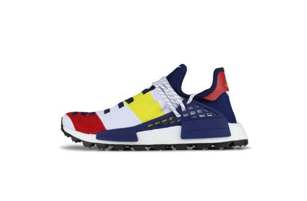 info for 82874 eb020 Adidas HU NMD x Pharrell Williams x BBC