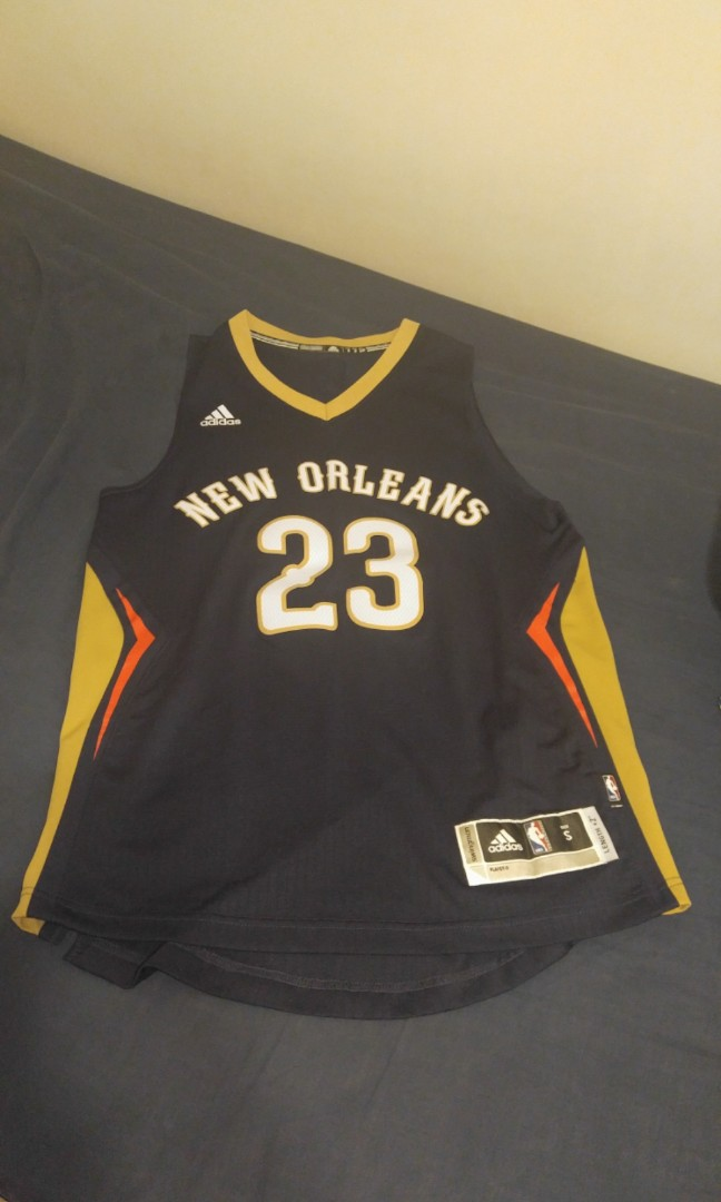 reputable site f5285 019ef Adidas Nba jersey New Orleans Pelicans Anthony Davis