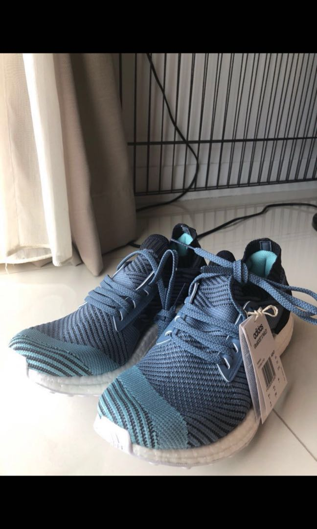 52fabaf9ecb97 Adidas ultraboost x Parley