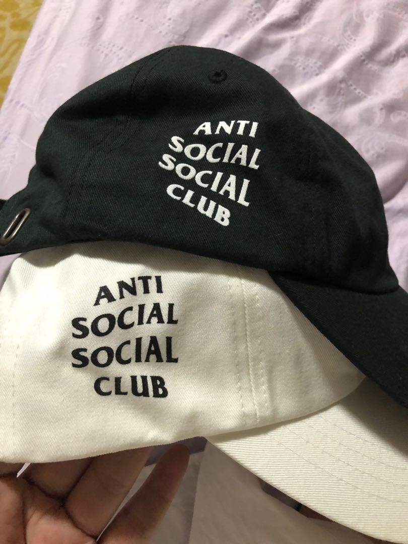 2f6a7533825 Anti Social Social Club ASSC Weird Cap