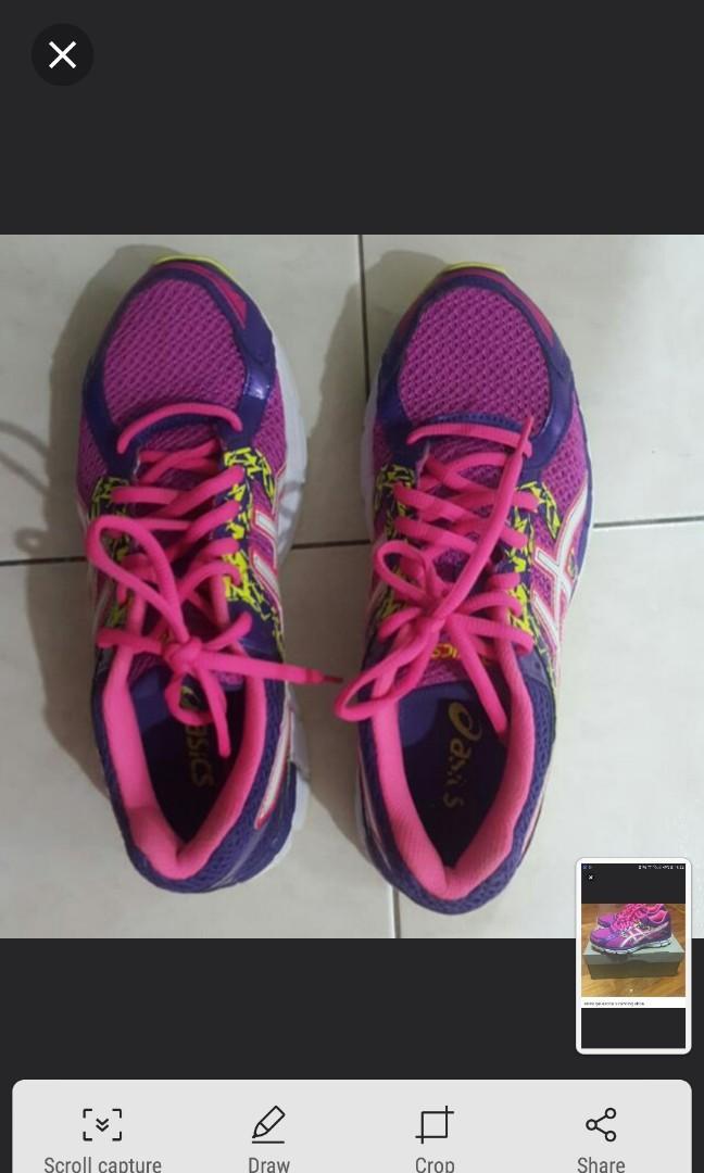 Asics gel running shoes US 8