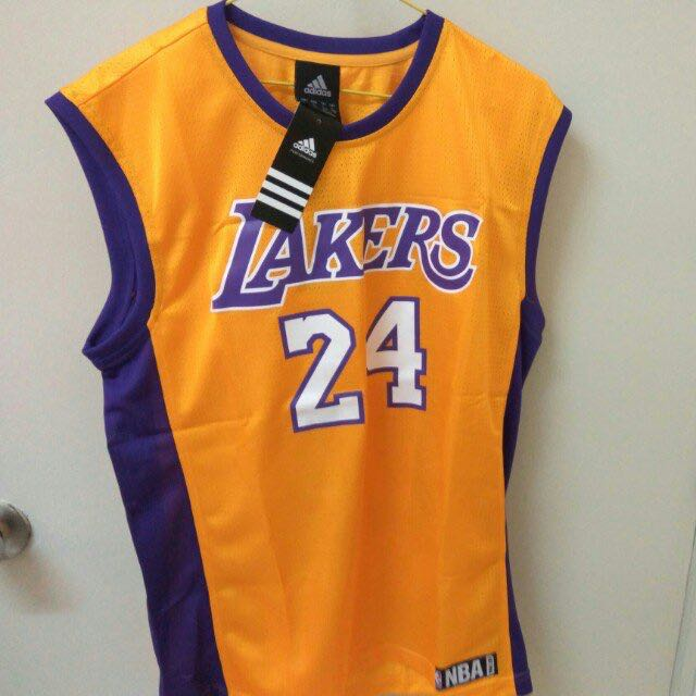 new arrival 10be4 49159 Authentic NBA LA Lakers Jersey