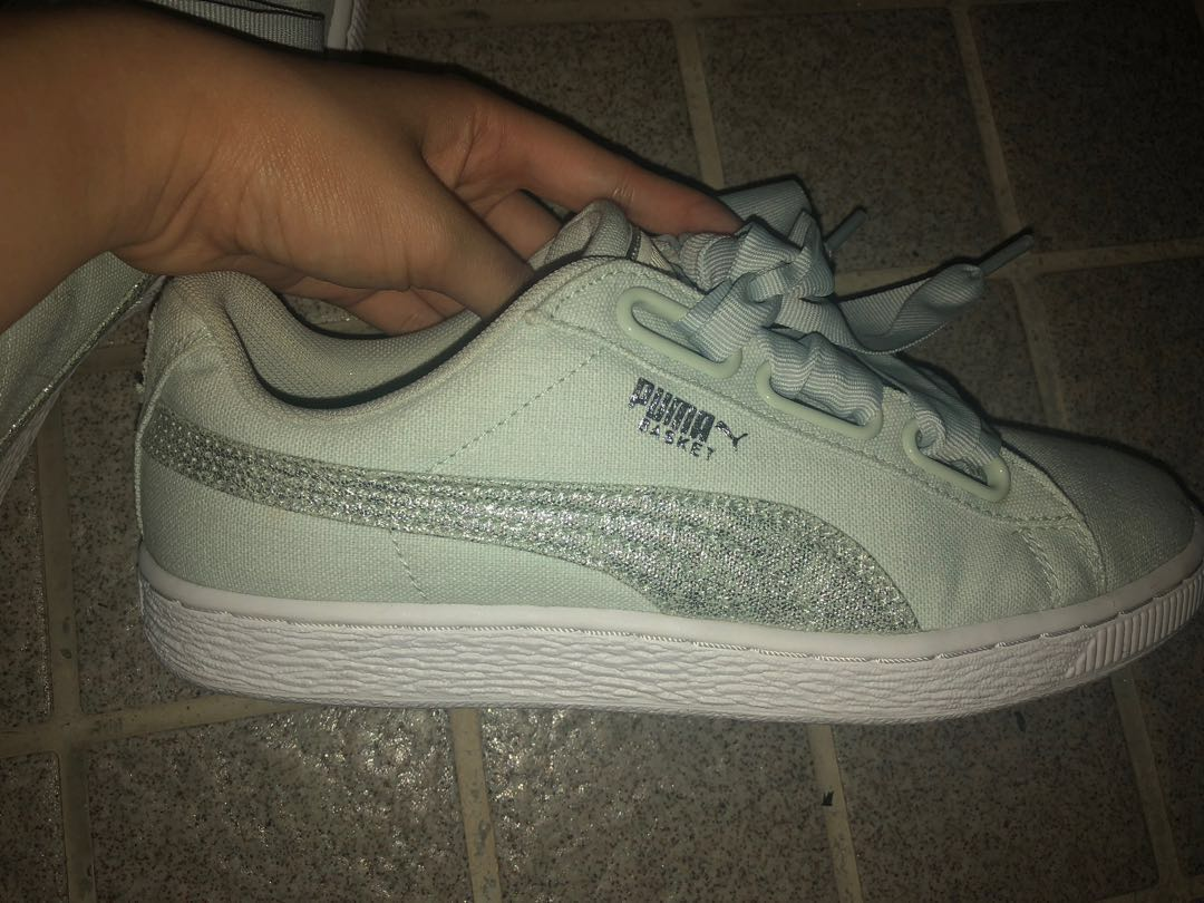Puma Basket Heart Ctsrxqhd Authentic Shoes stQdCxhr