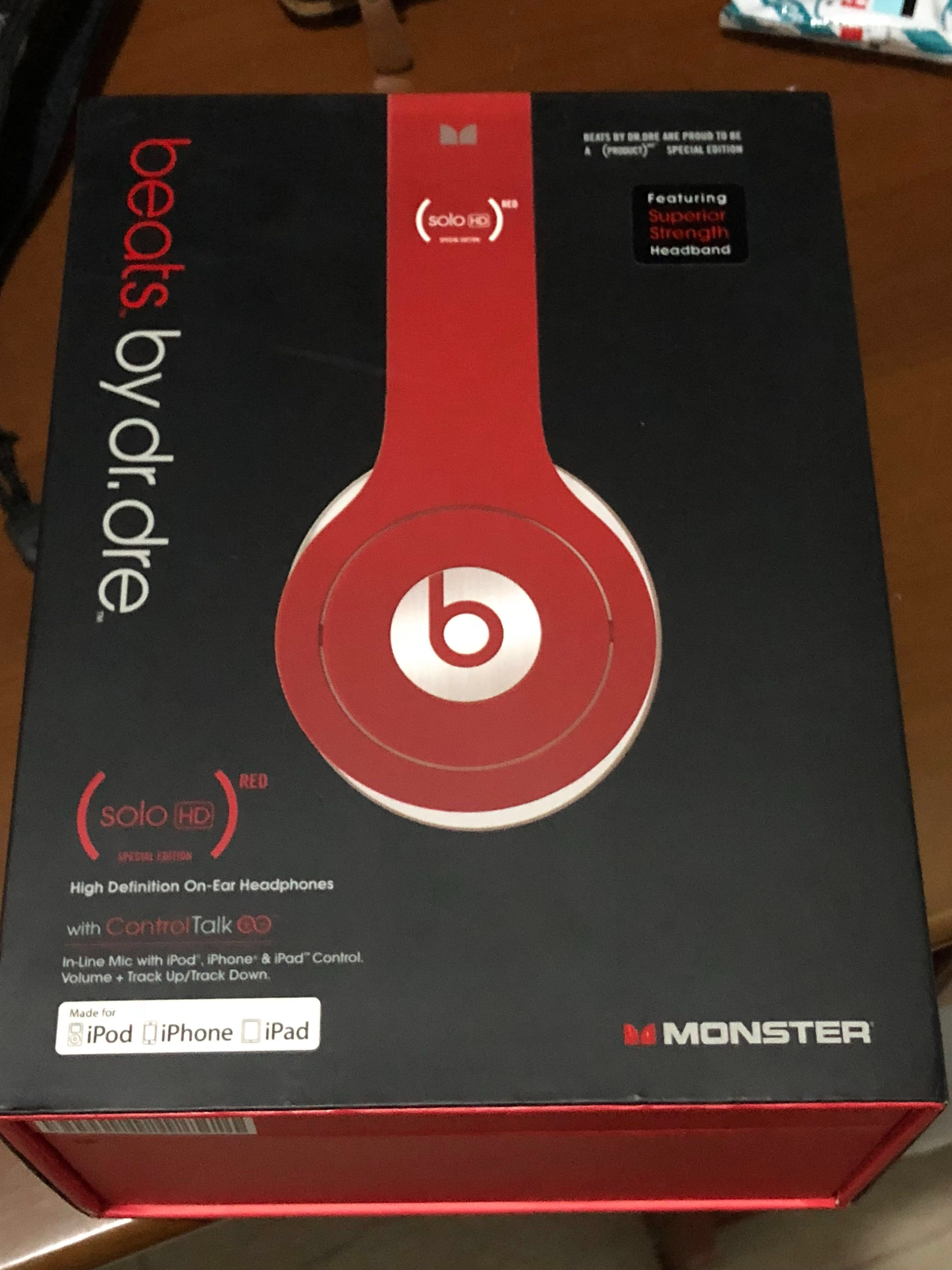 23b6344b240c Beats By Dr. Dre, Electronics, Audio on Carousell