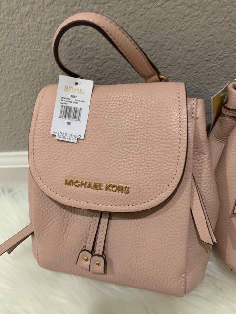 3fc75909e3add BN Michael Kors Riley Flap Back Bag