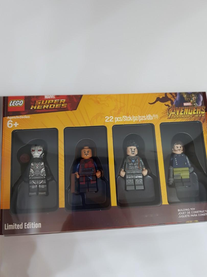 BNIB Lego 5005256 Bricktober Marvel Super Heroes Collection