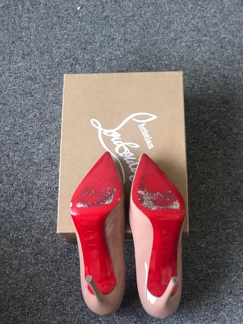 Christian Louboutin Pigalle Plato 41