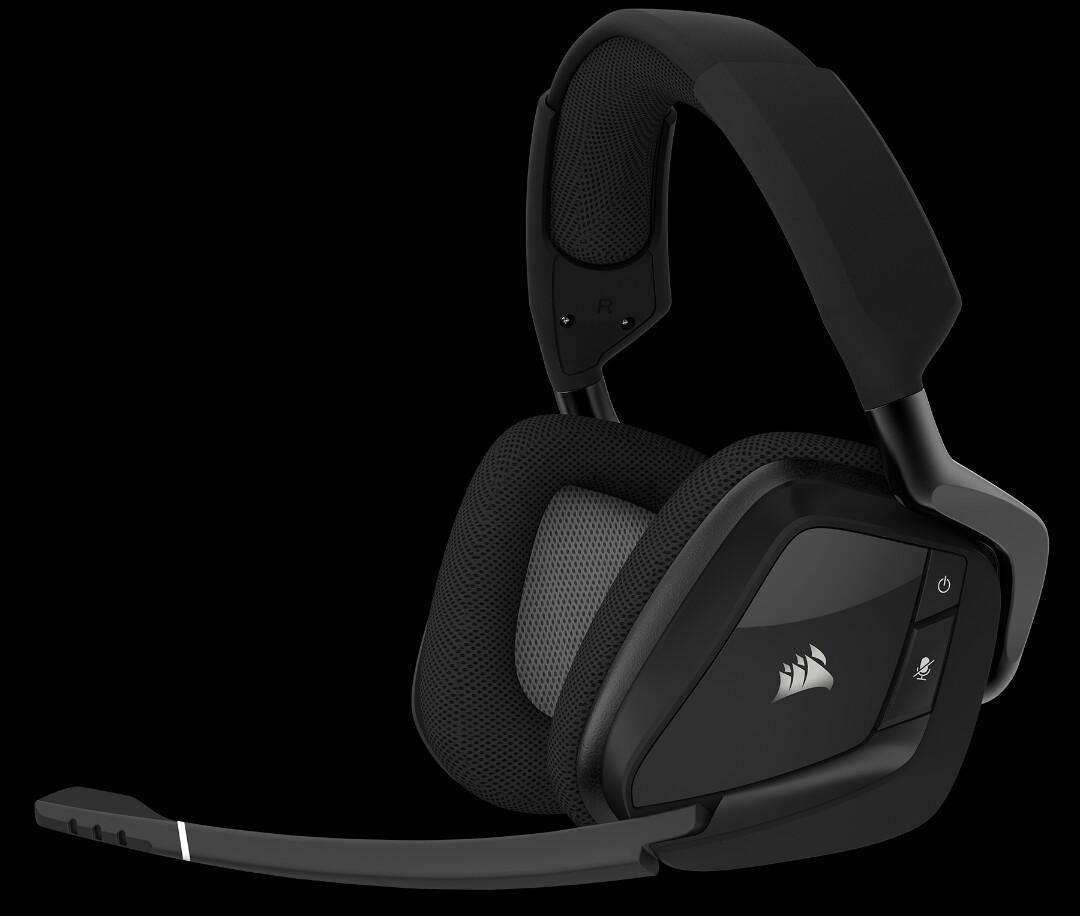 Corsair VOID PRO RGB Wireless Premium Gaming Headset with