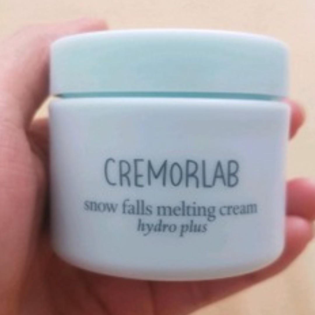 Cremorlab Hydro Plus Snow Falls Melting Cream 20ml Brand NEW & AUTHENTIC [Price is firm, No swaps]