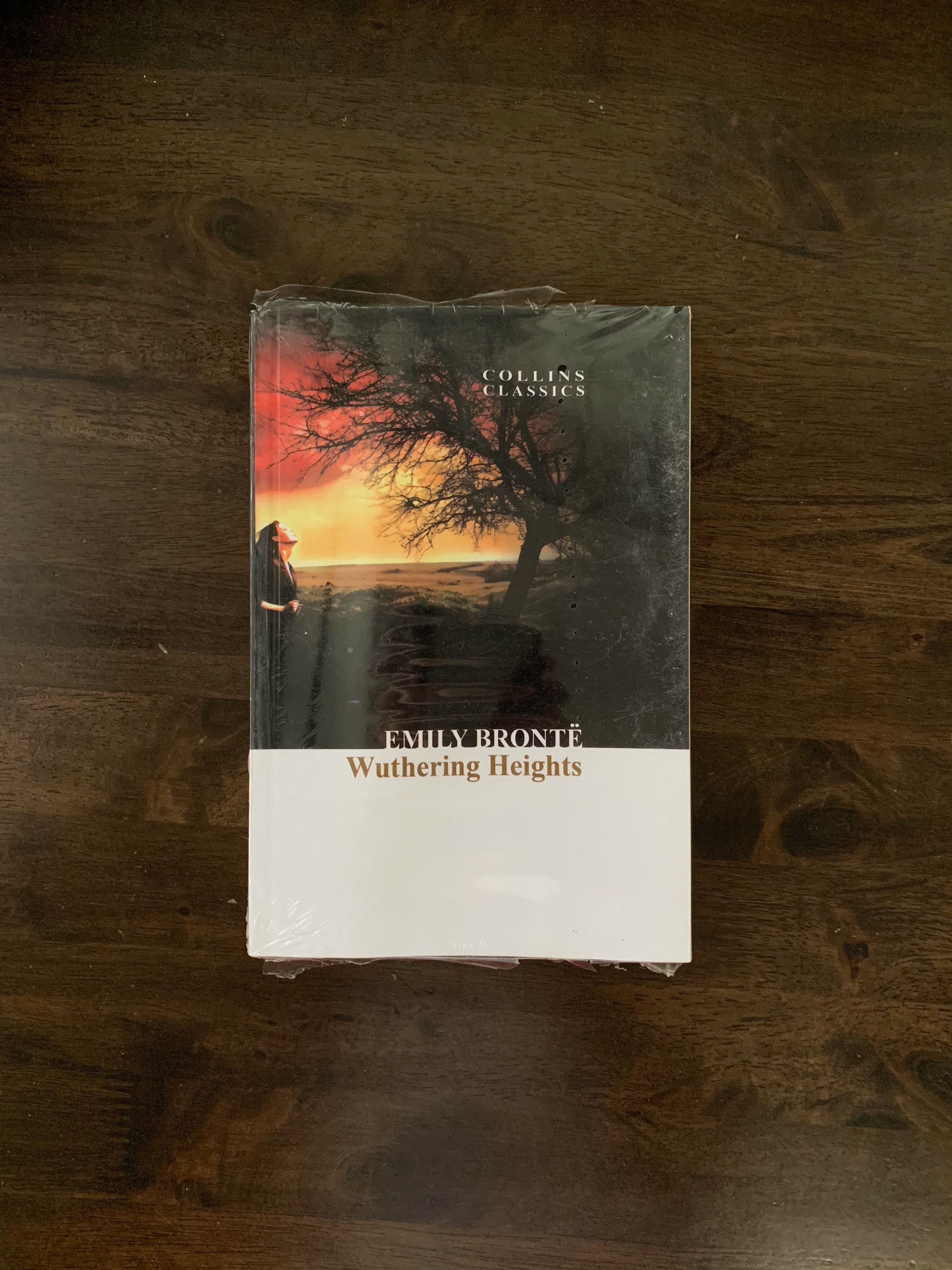 wuthering heights collins classics bront emily