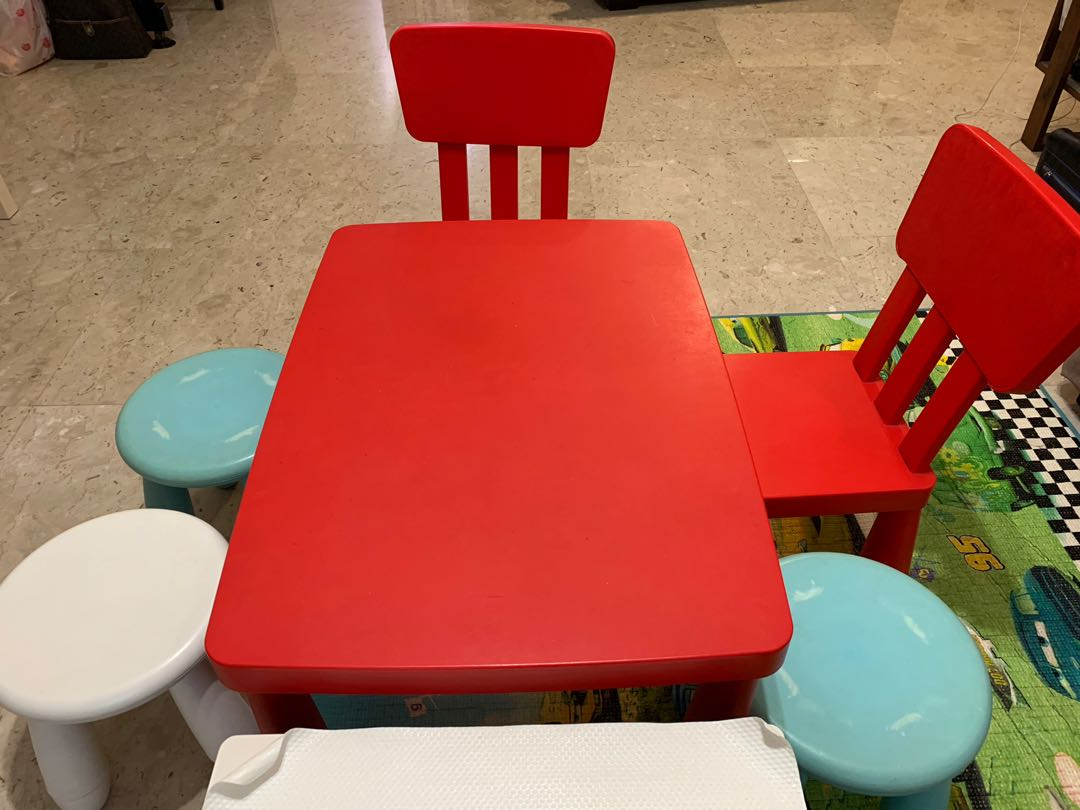 For Rent Children S Tables Chairs And Stools Everything Else On