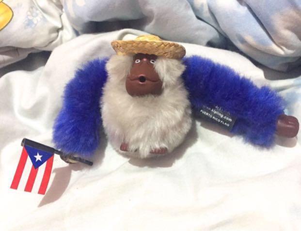 Gantungan kunci boneka monyet Tas KIPLING original 49c72a1640