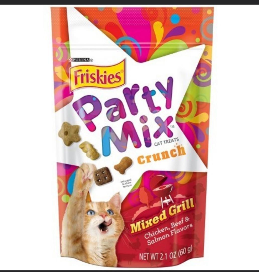 Hot Deals! Friskies Cat Treats 10pkt @$35