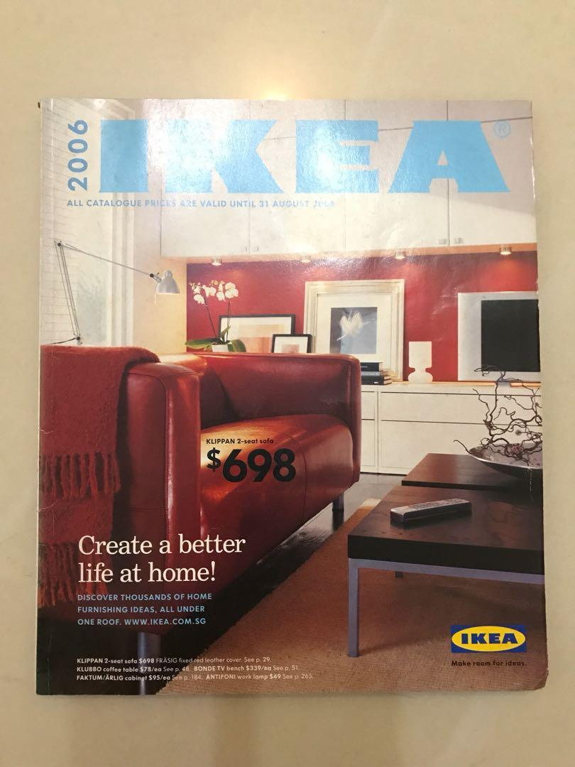 Ikea Catalogue 2005 2008 2010 2012 Books Stationery Magazines Others On Carousell