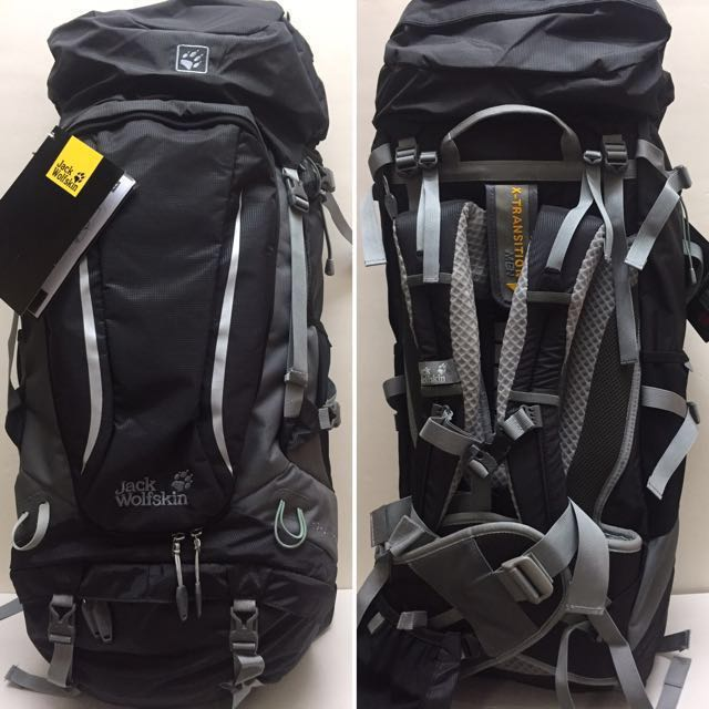 cae08788687 JACK WOLFSKIN HIGHLAND TRAIL XT 50 BACKPACK, Sports, Other on Carousell