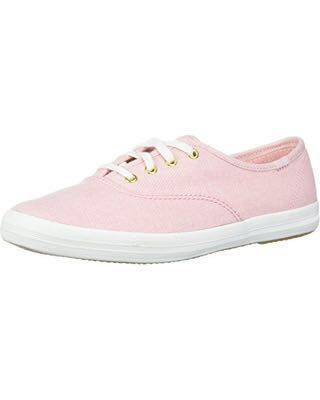 1022c73dd9b2d Keds WF57966 A8 CHAMPION CHALKY CANVAS ROSE PINK