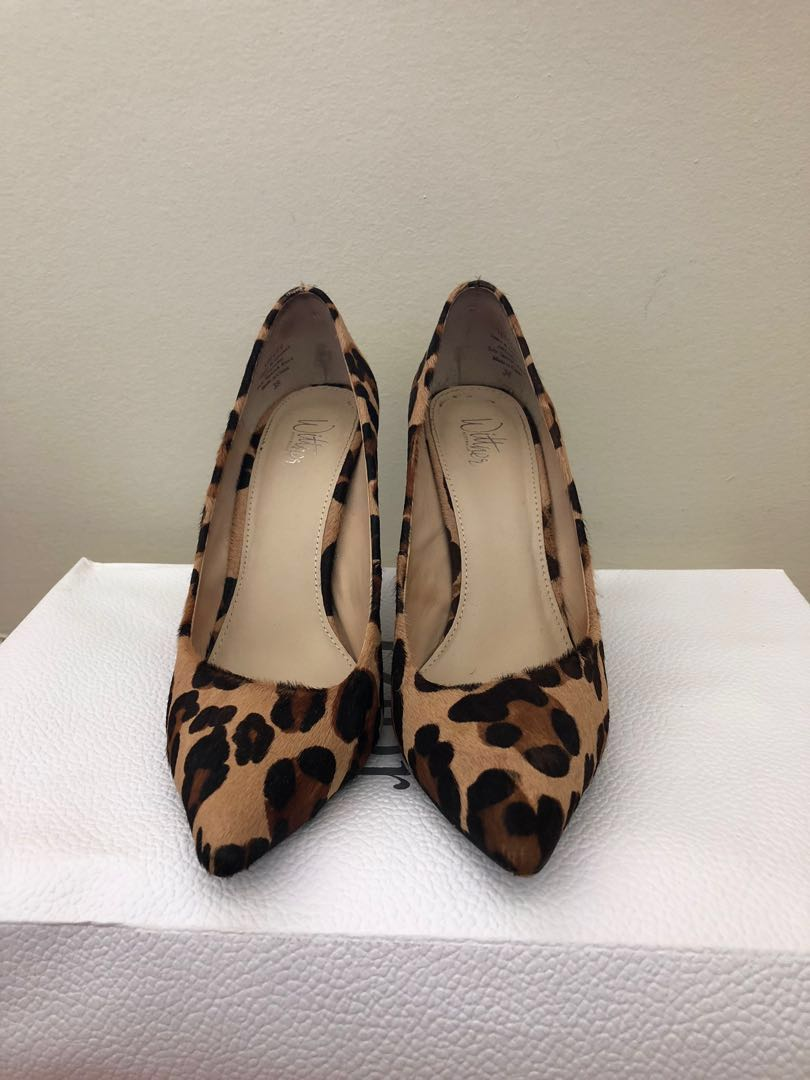 96c743d579 Leopard Print Shoes, Women's Fashion, Shoes on Carousell