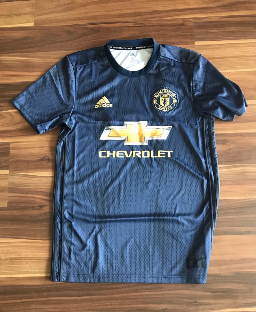 finest selection 3dcaf 07355 Manchester United Jersey Parley