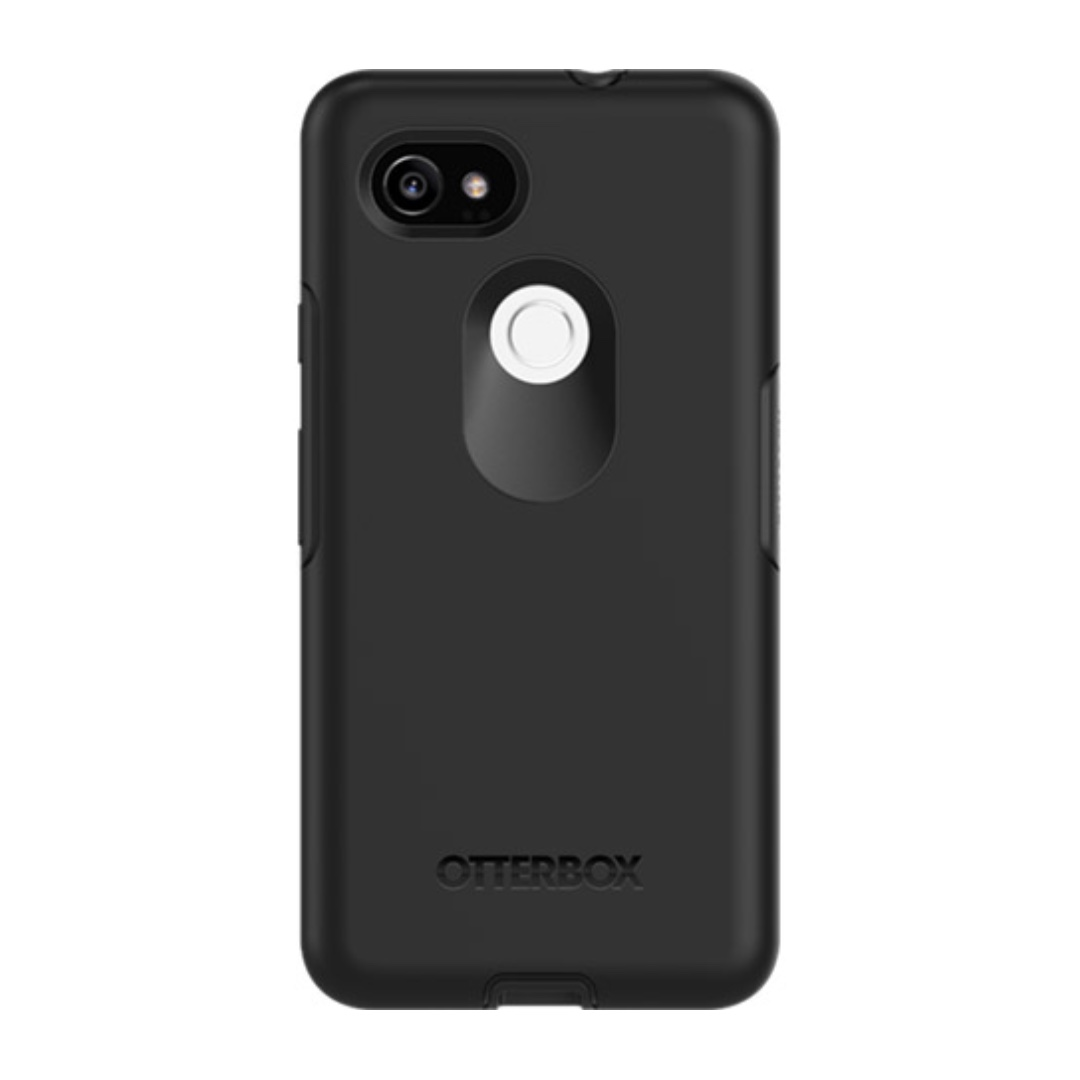 save off 6fe6a 21505 OtterBox Google Pixel 2 XL Symmetry Series (Black)