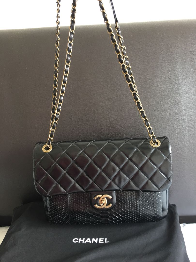650cc0f1ffd5 🔥Sale!! Chanel Flap Bag brand new!, Luxury, Bags & Wallets ...