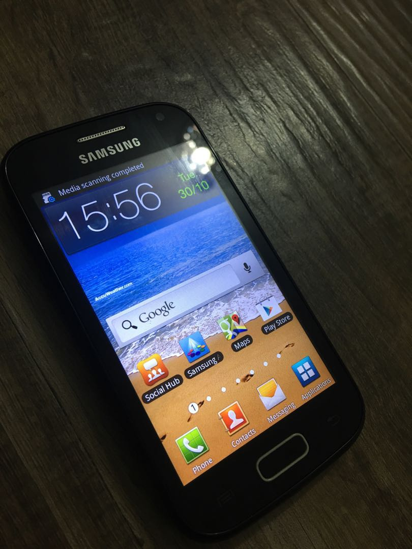 Samsung Handphone Galaxy Ace2 Mobile Phones Tablets Android