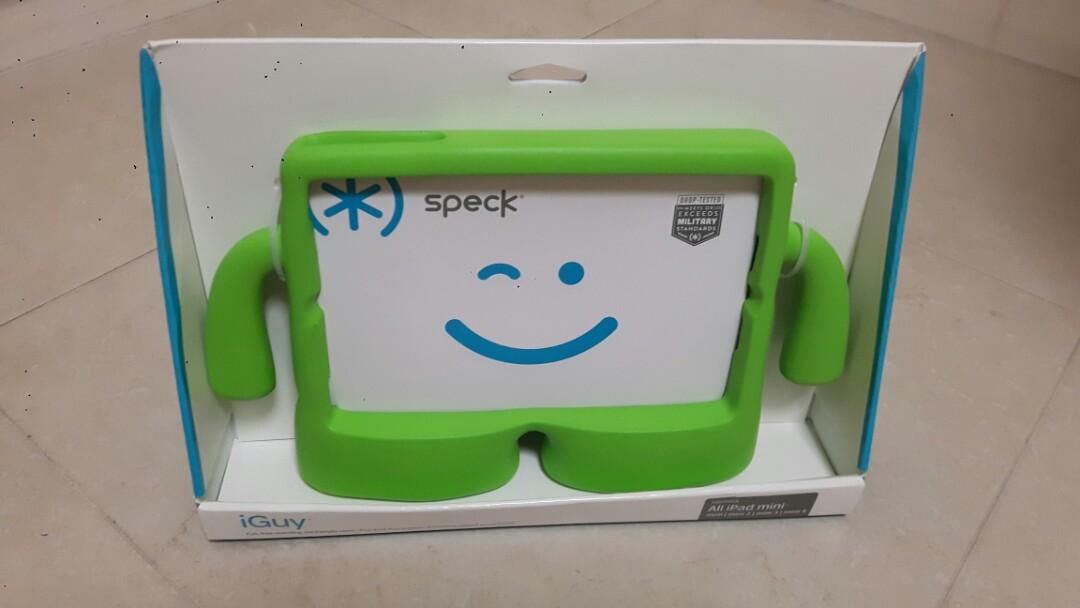 super popular c8a22 b8c86 SPECK --- iGuy iPad mini 4 Case