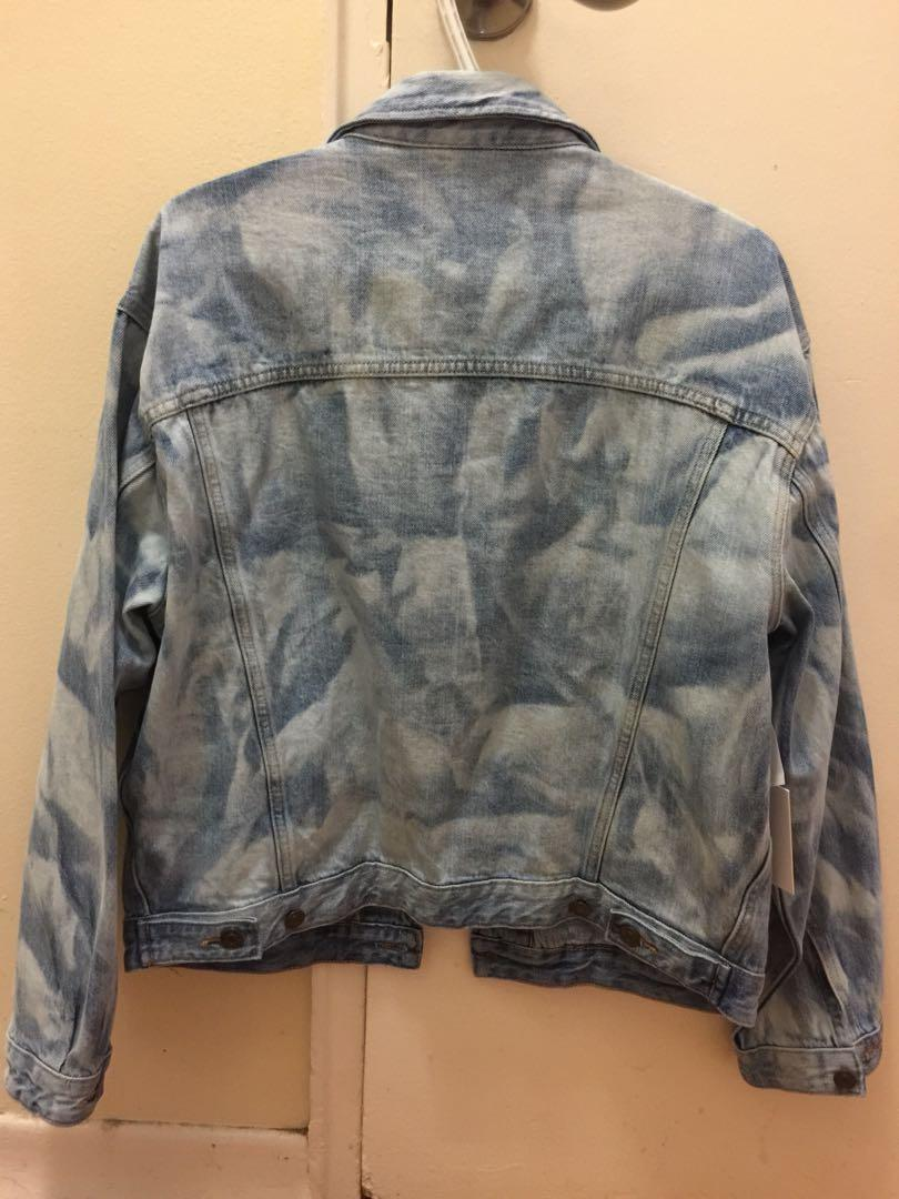 TNA denim jacket