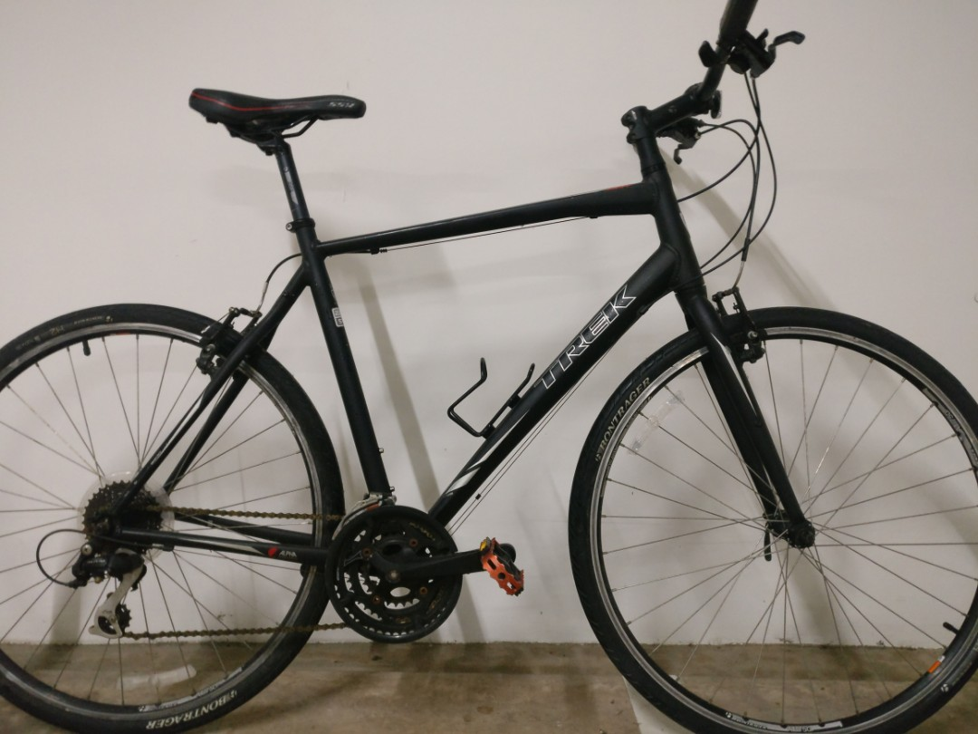 e3b423a00f3 Trek FX 7.2 Hybrid Men's Bicycle XL, Bicycles & PMDs, Bicycles, Road Bikes  on Carousell