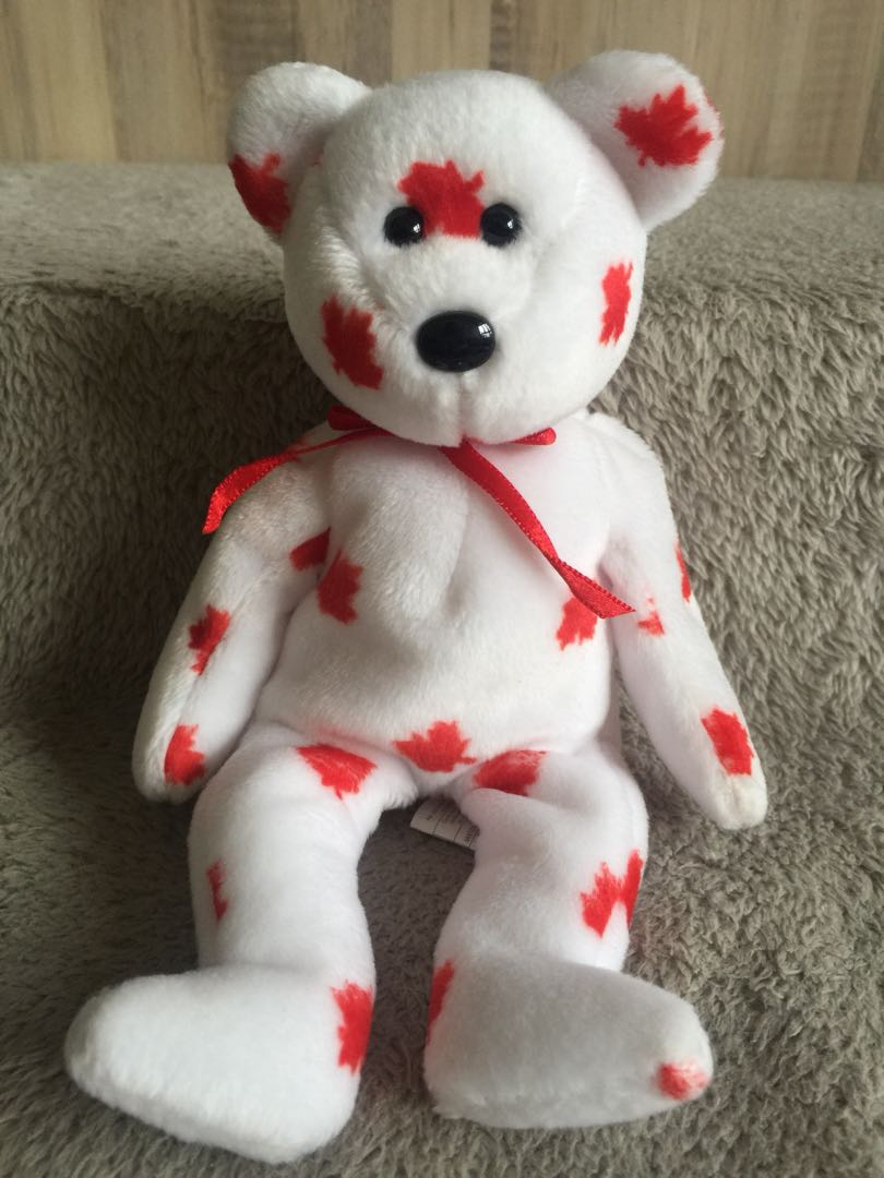 Ty Beanie Babies Canada Exclusive - Chinook c0ff7258608