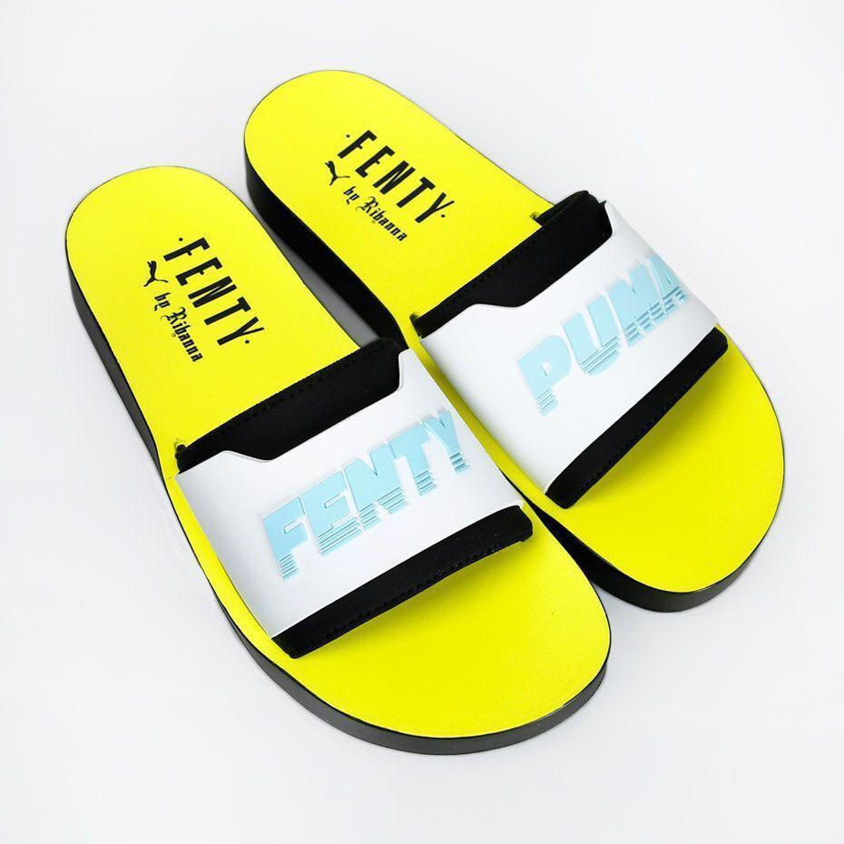 7f0b2b04090a US 9 - Puma Fenty Slides