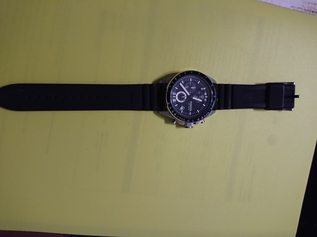 Used Fossil Mens Watch