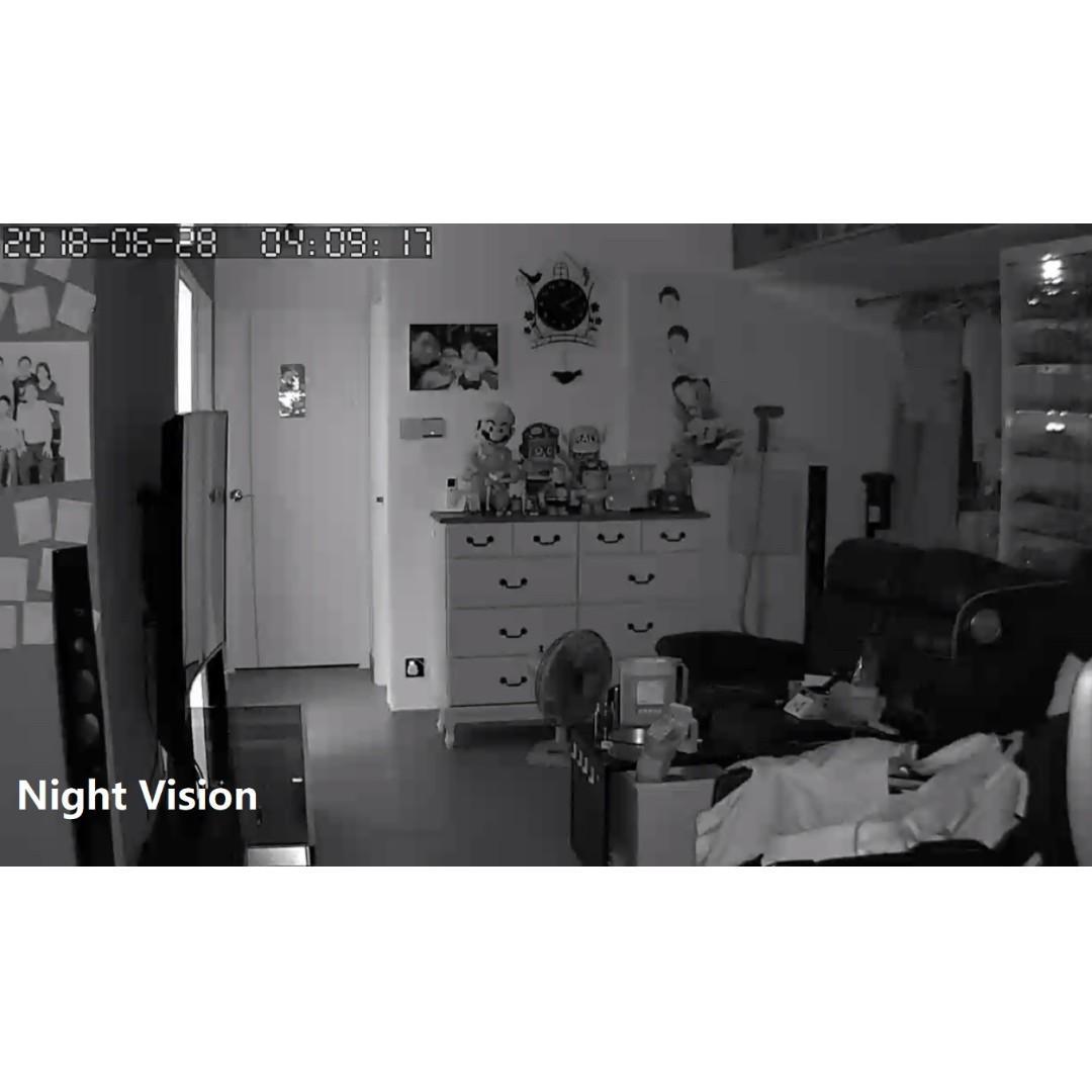 Wireless CCTV IP Camera