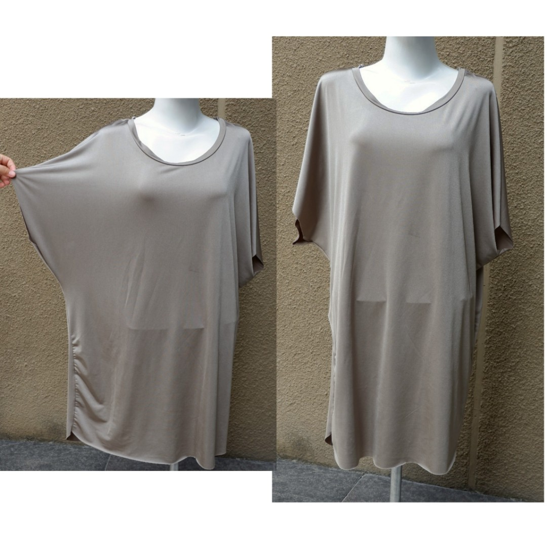 96b28022b4c9 ONLINESALE ZARA - Oversized Shirt Dress