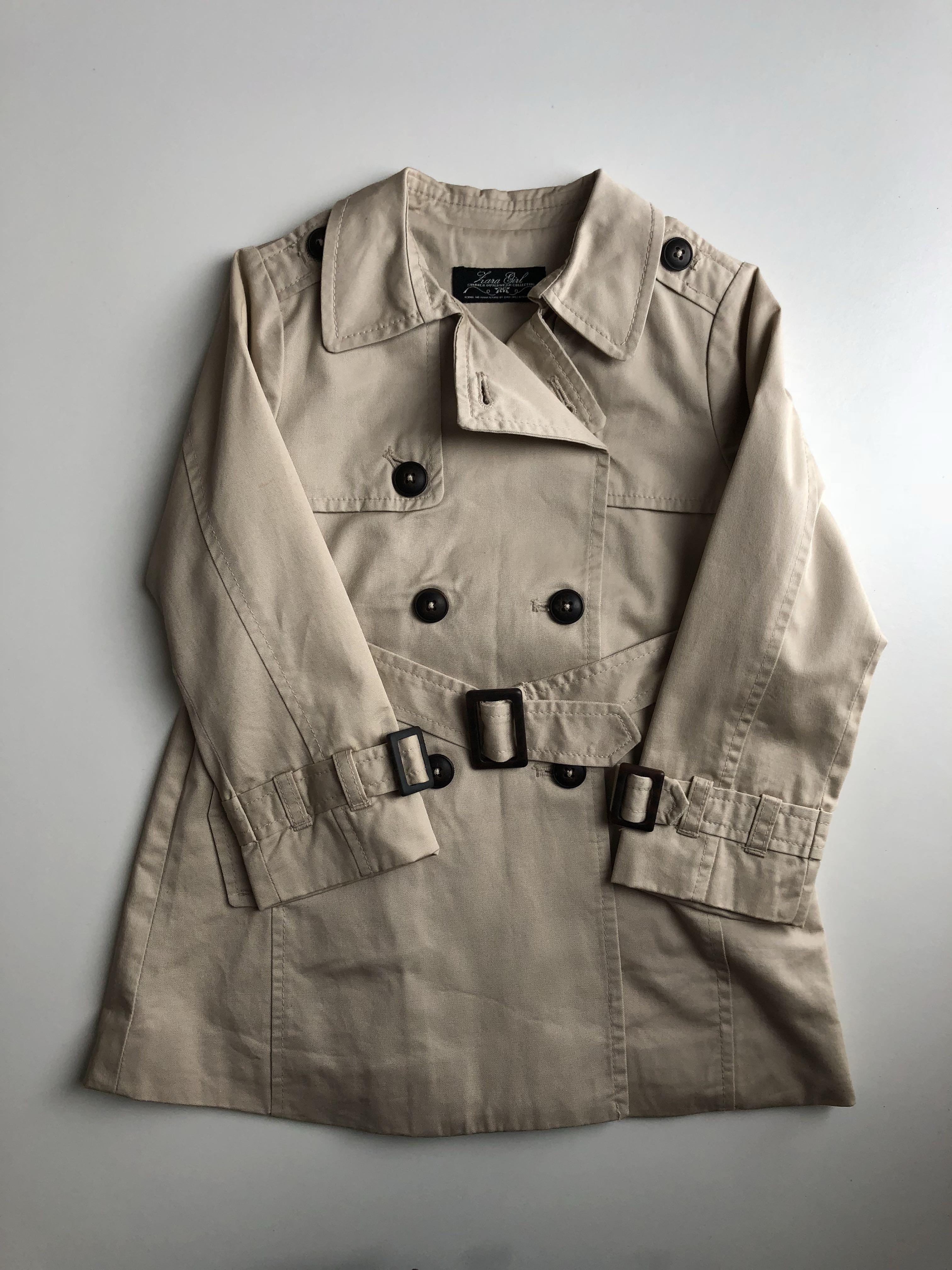 a1886befc Zara Girls Coat