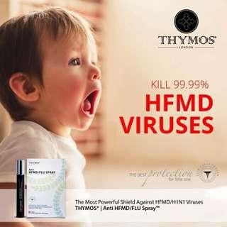 THYMOS®  Anti HFMD/FLU Spray