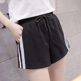BNWT Stripes Shorts