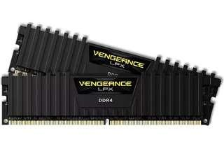 Corsair LPX 2x4gb DDR4 2400