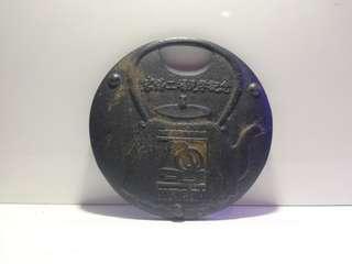 iwachu cast iron teapot holder a.k.a bottle opener