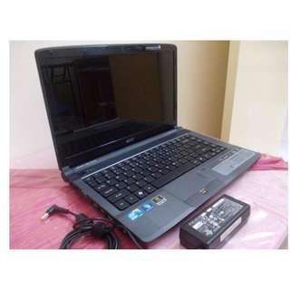 """Acer 14"""" Gaming / Work / Entertainment Laptop + MS Office + NEW BATTERY"""