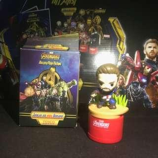 Tesco Marvel Avengers Captain America