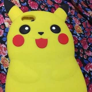 Case iPhone 6 plus / 6s+ pikachu