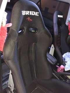 Bride semi bucket seat