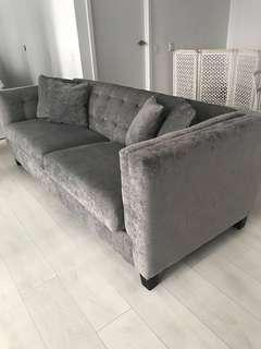 """Up-Country """"Bel'air"""" tufted sofa"""