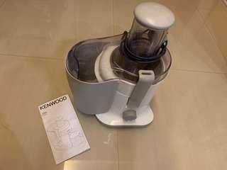 Kenwood juicer JE680