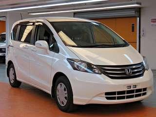 2010Honda Freed
