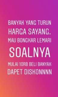 OBRAL SAY!