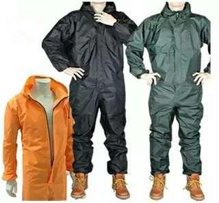 Rain coat + pants bike rain coat multi purpose use