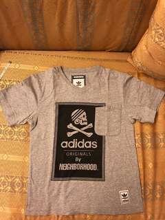 Adidas x Neighborhood tee