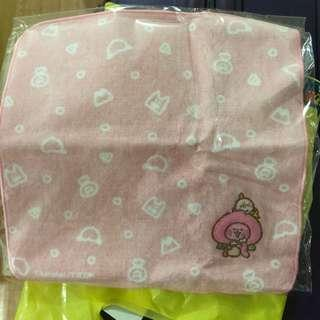 Kanahei 兔兔p助 x 桃太郎 小毛巾